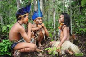 индейцы голые фото